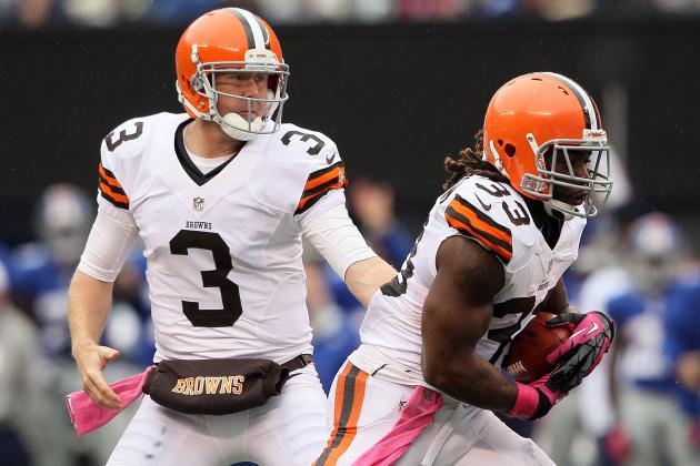 Cleveland Browns Progress Report: Checking in on Their 2012 Rookie Class