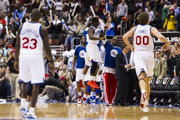 Even Without Bynum, Sixers Still Winning Summer Blockbuster