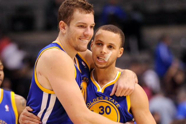 Debate: Who Is More Likely to Make the All-Star Team -- Curry or Lee?