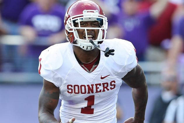 Oklahoma Football: Sooners' Tony Jefferson Named 2nd-Team AP All American