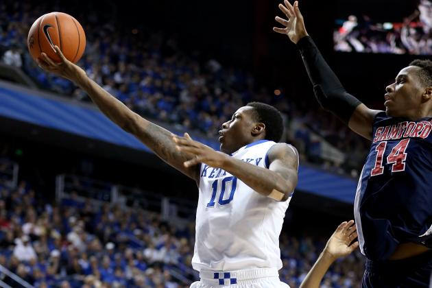 Kentucky Basketball: Wildcats Need Star to Emerge from Roster Depleted by Draft