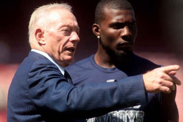 Are the Dallas Cowboys Putting Dez Bryant in a Lose-Lose Situation?