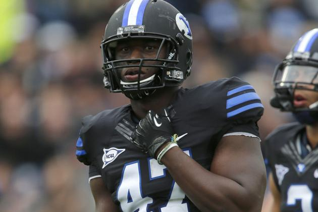 BYU Football: Ziggy Ansah, a Projected First-Round NFL Draft Pick