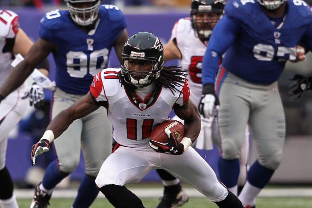 Giants Arriving at Big Moment in Falcons' Season