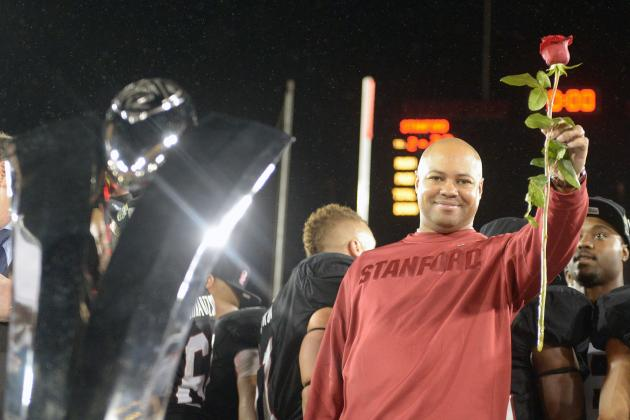 Stanford back on practice field, as Rose Bowl approaches