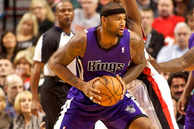DeMarcus Cousins Responds to O.J. Mayo: Kentucky Wildcats Basketball