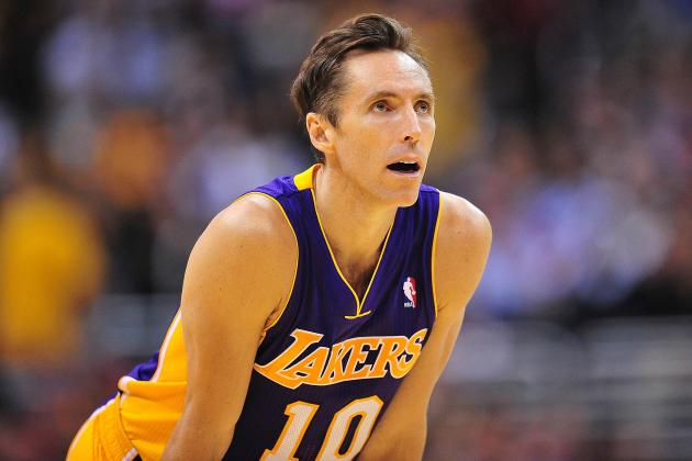 Sky Is Falling on LA Lakers, and Steve Nash Won't Fix It