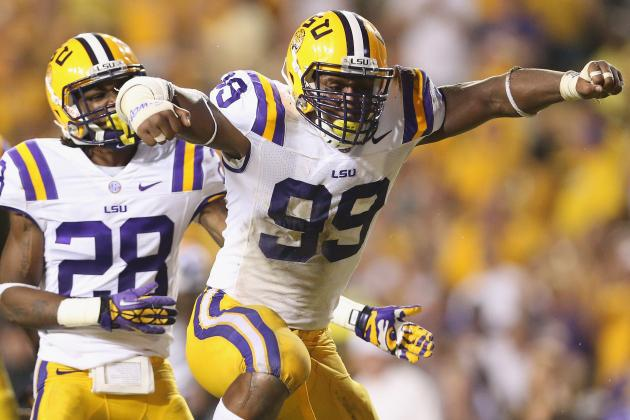 LSU DE Sam Montgomery Reportedly Set to Enter NFL Draft
