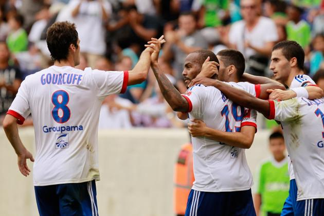 Ligue 1: How Lyon Are Crushing Paris Saint-Germain's Title Hopes