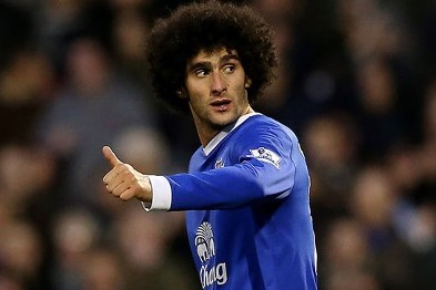 Success Threatens Everton's Love Affair with Fellaini