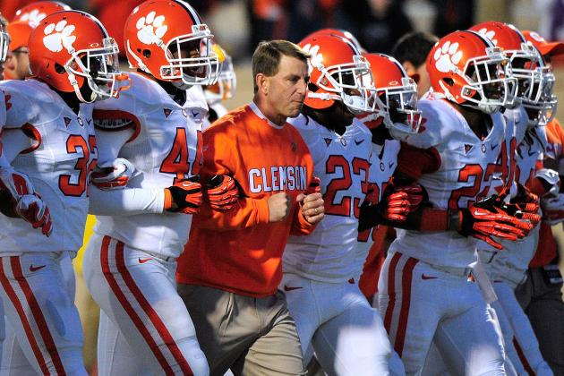 Clemson Among Nation's Most Efficient Offenses