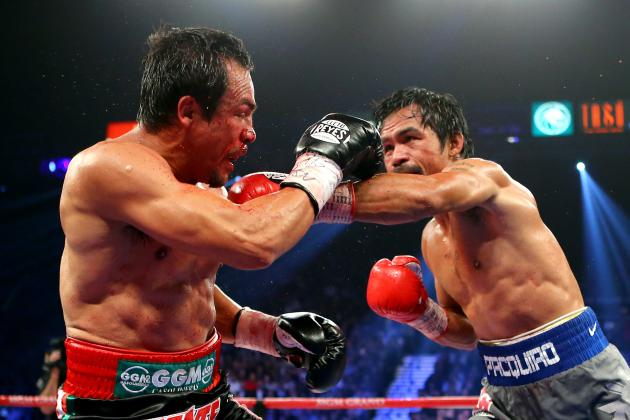 Pacquiao vs. Marquez Fight: Who Pac-Man and Dinamita Should Fight in 2013
