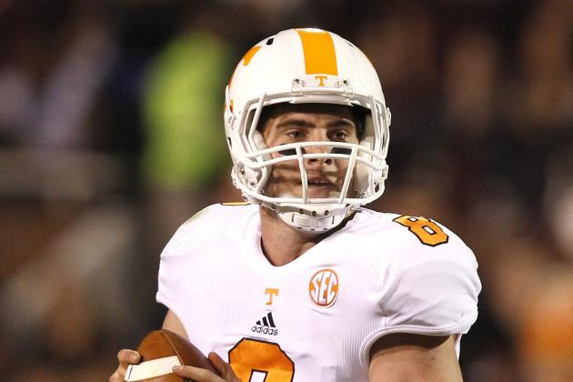 Tennessee's Tyler Bray Recommended to Remain for Senior Year by ESPN Analyst