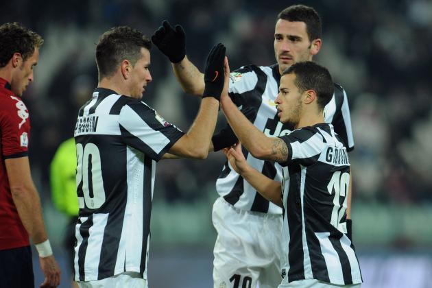 Match Report: Juventus 1-0 Cagliari