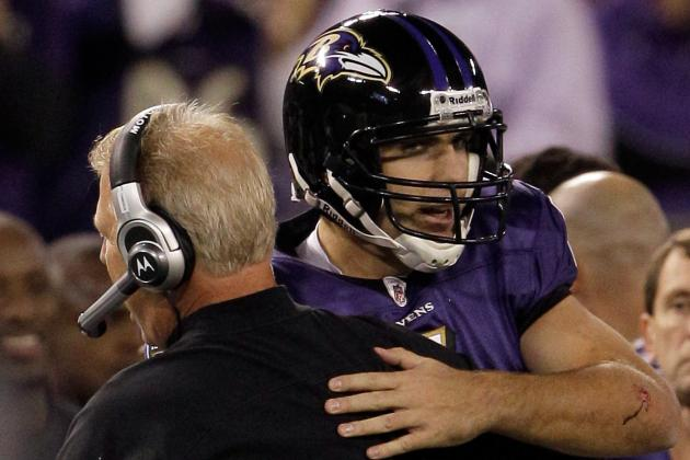 Ravens QB Joe Flacco Stunned by Cam Cameron's Firing