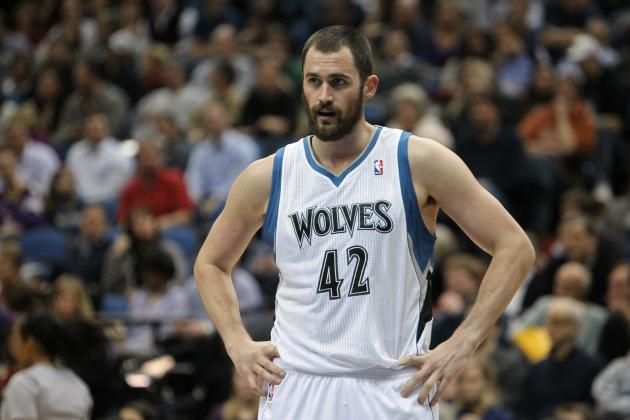 Kevin Love's Uncertain Future Highlights Dangers Faced by Small-Market Teams