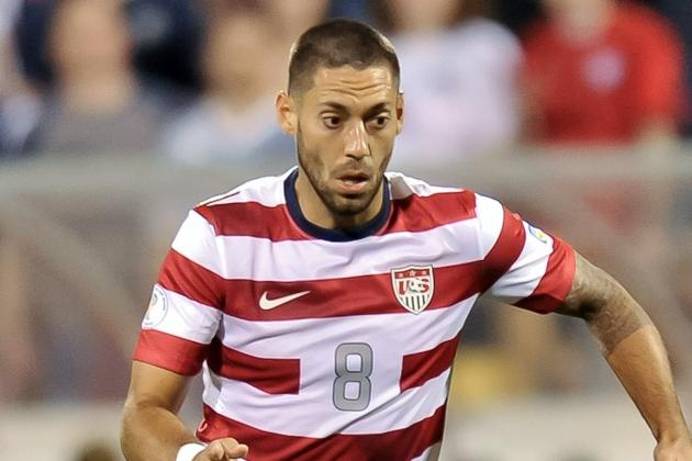 Clint Dempsey Voted U.S. Player of Year for 2nd Straight Year