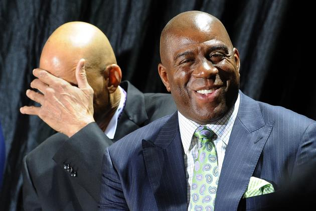 Magic Johnson Right About Listless Lakers as LA Searches for Team Identity