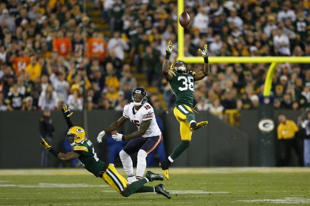 Chicago Bears Are Better off Letting Brandon Marshall's Play Do the Talking