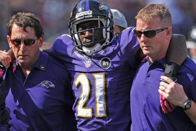 Ravens Defense Copes with Rash of Injuries
