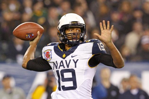 Navy Back to Work in Preparation for Bowl Game