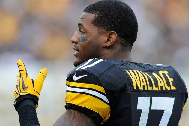 Steelers WR Wallace Focused on Efforts, Not Boos