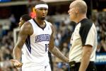 DeMarcus Cousins Suspended for Dirty Shot on O.J. Mayo