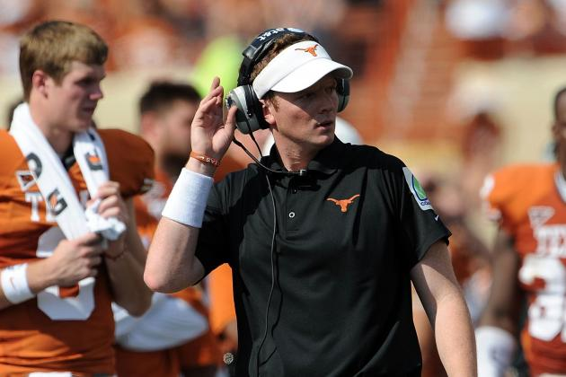 Texas Turns to Applewhite to Take on Its Latest Offensive Identity Crisis