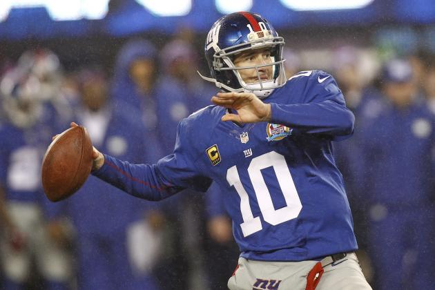 New York Giants: Stats That Matter Headed into Week 15
