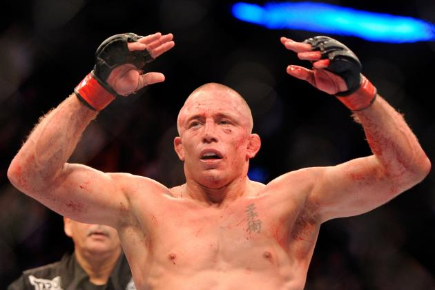 Georges St-Pierre vs. Nick Diaz: UFC Offers March Date in Montreal