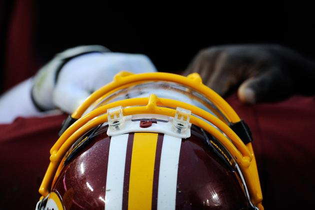 RGIII Injury: Latest News and Implications of Star QB's Sprained Knee