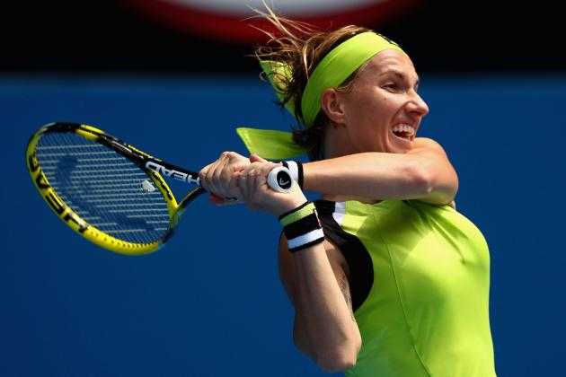 Kuznetsova and Pennetta Create Formidable Doubles Partnership for 2013