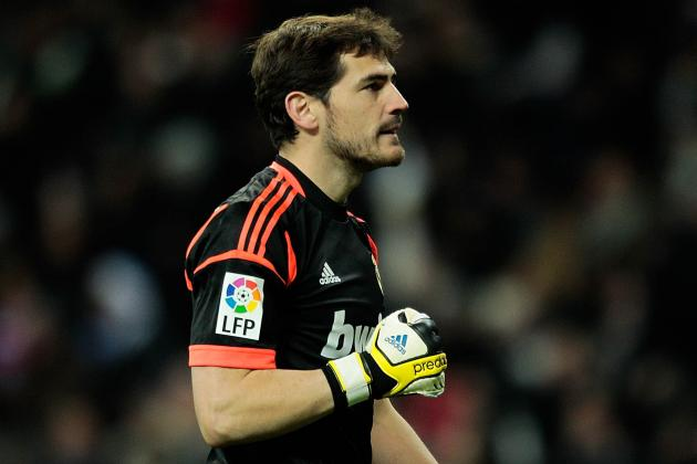 Kick Off: Real Madrid's Casillas Hints at Future MLS Move