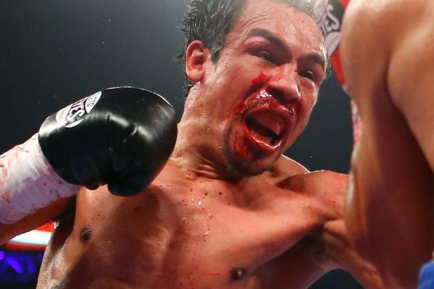 Can Juan Manuel Marquez Get out from Under the PED Shadow?