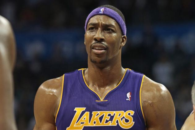 Dwight Howard Already Knows Where Hell Sign