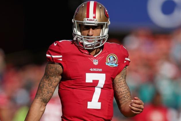 Randy Moss: Colin Kaepernick Gave Me My First Dislocated Finger