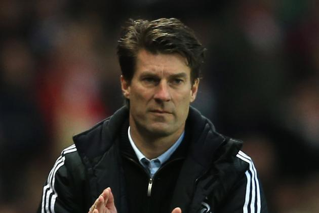 Laudrup Happy with Any Cup Draw