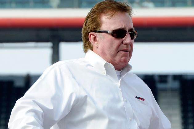 Richard Childress Racing May Face Tumultuous 2013 Sprint Cup Season