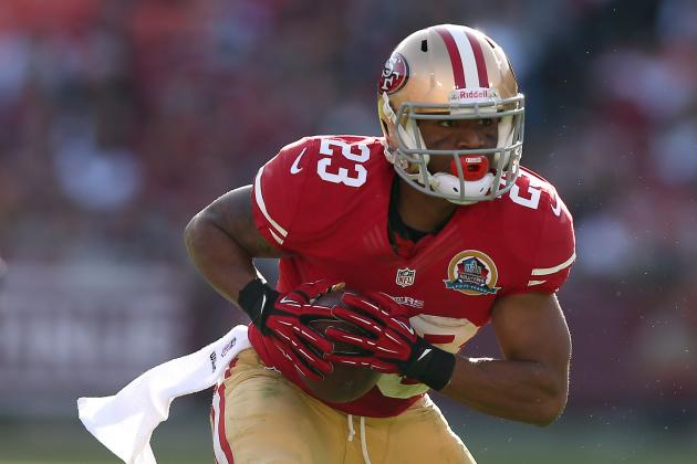 San Francisco 49ers: Why LaMichael James Is Key to San Francisco's Playoff Run