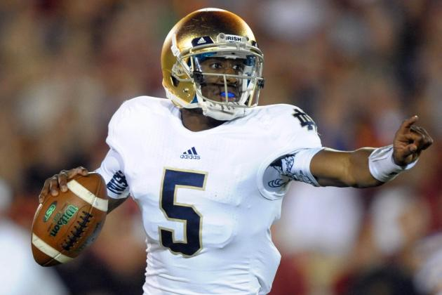 Notre Dame Football: Players Who Must Step Up vs. Alabama in BCS Title Game