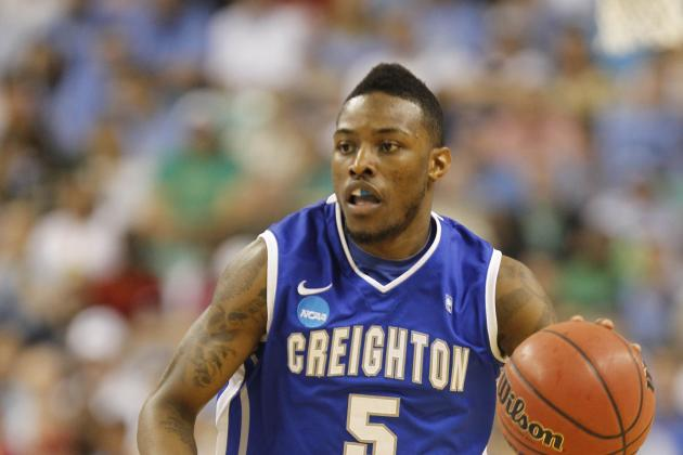 Creighton's Josh Jones Had an Atrial Flutter, out at Least a Month