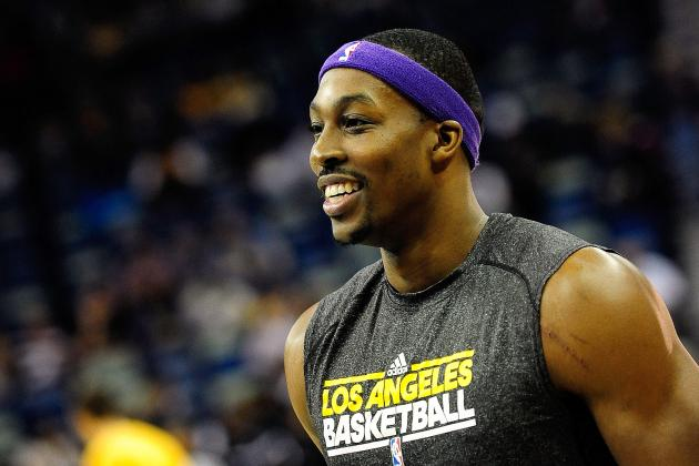 Did Dwight Howard Just Hint He Wants to Stay with Lakers Long-Term?
