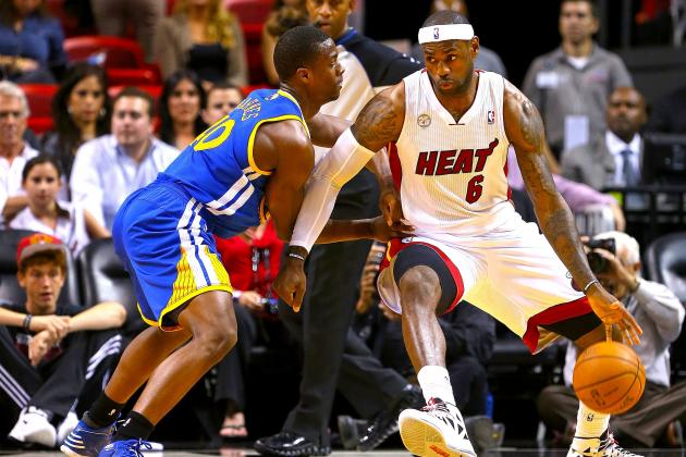 Golden State Warriors vs. Miami Heat: Live Score, Results and Game Highlights