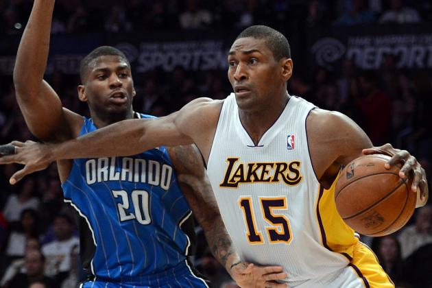 Metta World Peace Says There Are No Excuses for Lakers' Struggles