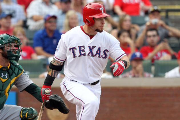 Rangers Rumors: Texas Better off Overpaying for Josh Hamilton Than Justin Upton