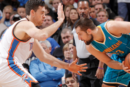 Rapid Reaction: Oklahoma City Beats New Orleans 92-88 for Ninth Straight Win