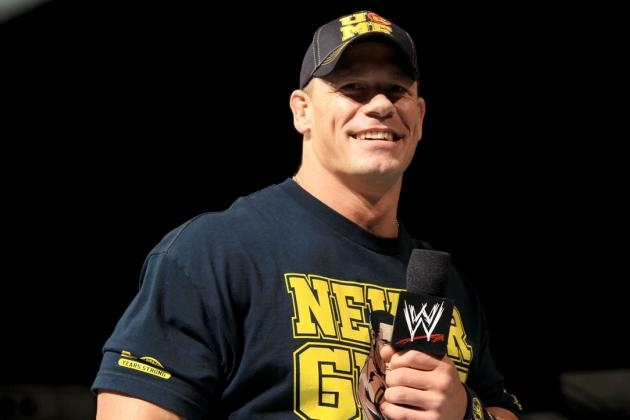 Why John Cena Should Not Win at WWE TLC