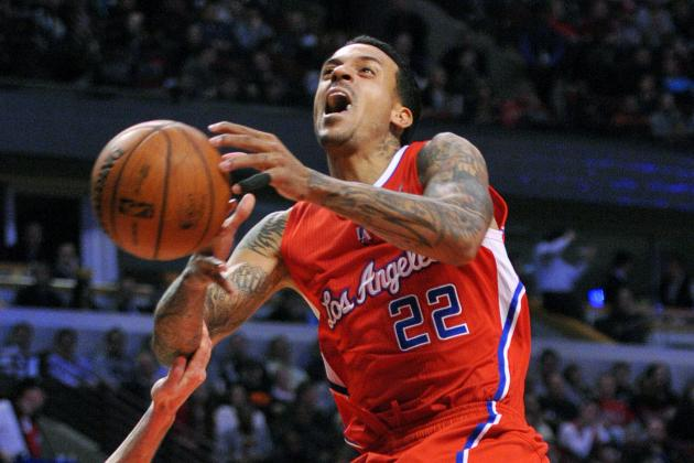 Matt Barnes is playing a significant role with the Clippers