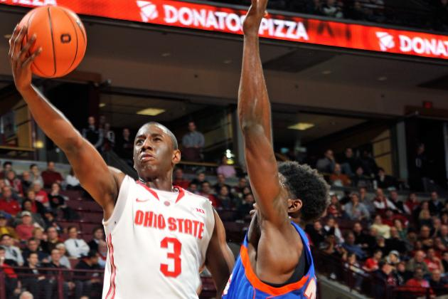 Ohio State Men's Basketball: Scott Pressures Opponents, Not Himself