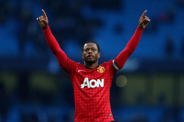 Manchester United Transfer Rumors: Patrice Evra's Departure a Win-Win